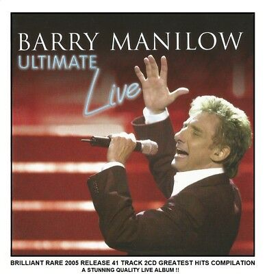 Barry Manilow - The Very Best Greatest Ultimate Hits Collection - RARE 2005 2CD