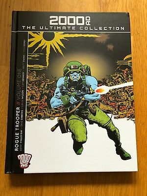 2000 AD Ultimate Collection Book 47 – Rogue Trooper: Volume One UNREAD HC