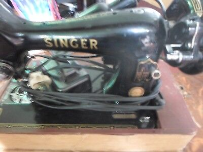 Singer 99k- Sewing Machine