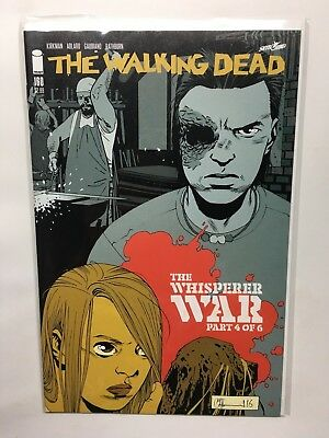 The Walking Dead #160  Image Comic Book