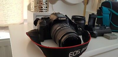 canon eos rebel xti with 70-300mm Sigma lens