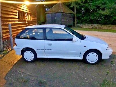Rare Suzuki Swift 1.3GTi, the original 80's pocket rocket!