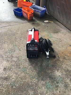 Lincoln invertec V205-T AC/DC Welder 240v - Excellent condition never been used