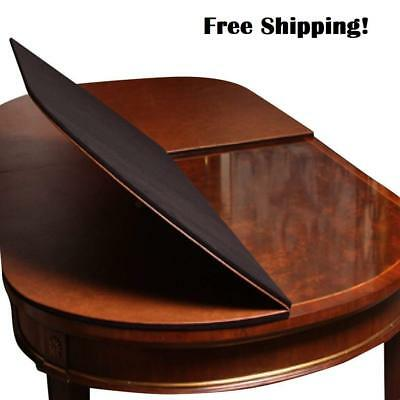 Table Pads for DINING ROOM TABLE Custom Made - LEAF EXTENSION INCLUDED FREE SHIP