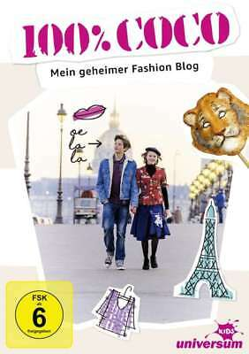 100 % Coco - Mein geheimer Fashion Blog - DVD (x)