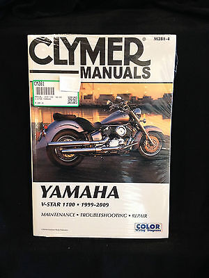 yamaha xvs1100 2000 repair service manual
