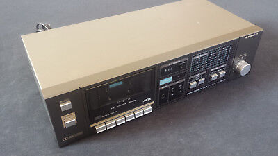 SANYO RD220 - Stereo Cassette Deck - TAPE DECK - VINTAGE - SEHR GUTER ZUSTAND