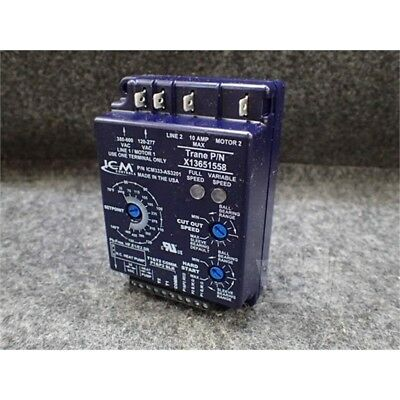 ICM Controls ICM333-AS3201 Head Pressure Control, 300-600/120-277VAC, 10A