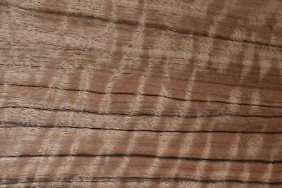 Paldao Raw Wood Veneer Sheets  10 x 48  inches 1/42nd thick           E8247-21