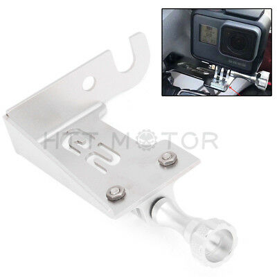 Front Left Bracket Stand for Go Pro Camera for BMW R1200GS LC 13-18 & ADV 14-18