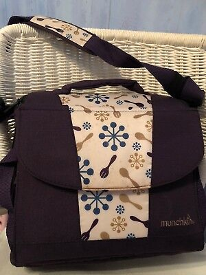 Munchkin Travel Booster Toddler Feeding Seat Good Condition Great Price!