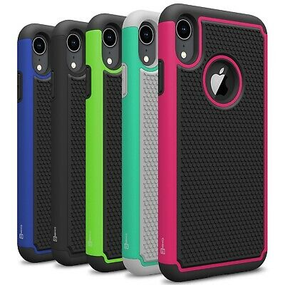 CoverON HexaGuard Series for Apple iPhone XR / 10R Case Shockproof Phone Cover