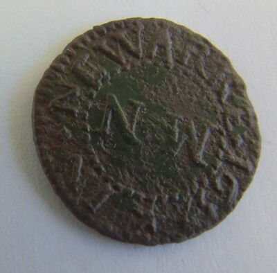 17th Century Farthing Traders Token 1657