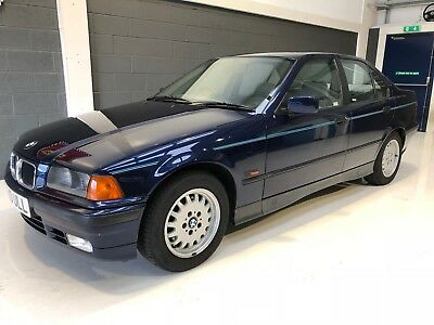 1993 BMW 318i Automatic - Very Low Mileage - Only 2 Previous Owners