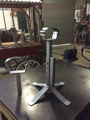 Heavy Horse , Horse  Farrier Blacksmith Hoof Jack Combo Shoeing Stand
