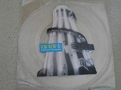 """Vow Wow - Helter Skelter 10"""" disc Clear vinyl"""