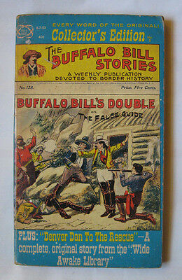 Buffalo Bill's Double or The False Guide, Collector's Edition, 1964