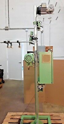 Mueller VTR/S Tape Feeding Machine-Consistant feed to winder