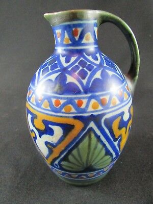 Gouda Hand Painted Jug for Liberty & Co c.1920s