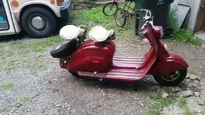 1953 Other Makes Lambretta  scooter