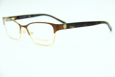 830caf94737b TORY BURCH TY1040 3032 Brown Eyeglass Frames Used - $27.94 | PicClick