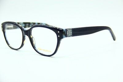 New Tory Burch Ty 2040 1288 Blue Eyeglasses Frame Ty2040 Rx 52-17