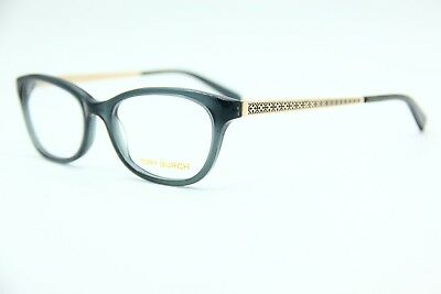 New Tory Burch Ty 2030 849 Blue Eyeglasses Frame Ty2030 Rx 52-17