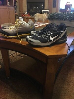 Lot Of 2 Nike Shoes Both Mens Size 13