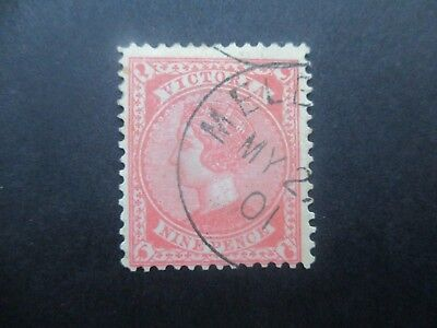 Victoria Stamps: CTO Selection great item - great mix of issues    {j1}