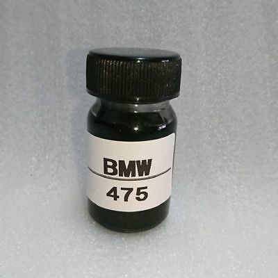 30ml FOR BMW Touch Up Paint Car Kit Color Code # 475 Black Metallic