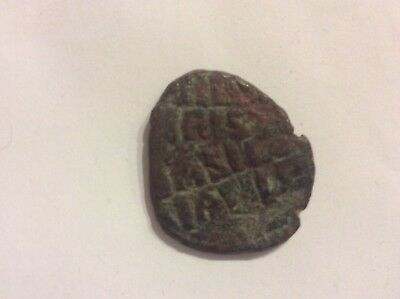 Byzantine Bronze Follis 10th century Anonymous