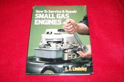How To Service & Repair Small Gasoline Engines & Lawn Mowers