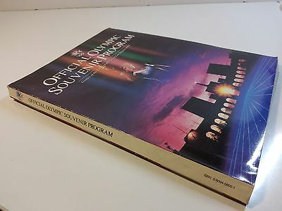"1984 ""Official Olympic Souvenir Program"" XXIII Los Angeles - Paperback - 1st ED"