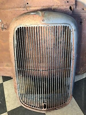 1934 Ford Pickup And Truck Grille Shell. Like 1933