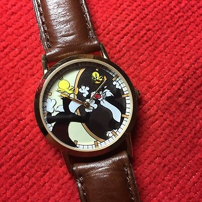 The Warner Bros. Watch Collection WB Tweedy and Sebastian Wrist Watch