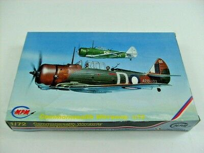MPM 1:72 Commonwealth Wirraway Photo Etched Parts Modellbausatz OVP 72064 NA-16