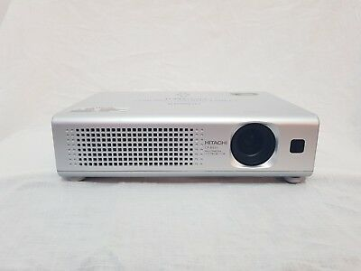 Hitachi CP-RS55 LCD Conference Room Projector Home Cinema Projector VGA Speakers