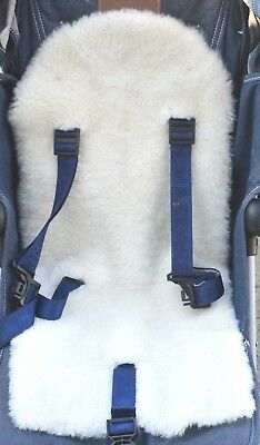 Car Seat and Pushchair Lambskin Liner