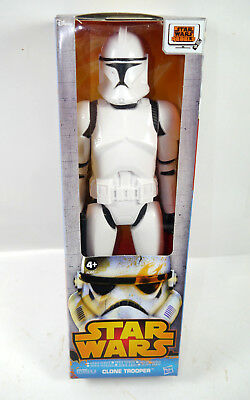 STAR WARS Episode II - Clone Trooper Actionfigur TITAN HERO ca.28cm HASBRO KB *