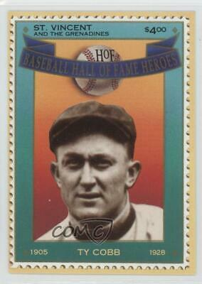 1992 Box Set #1 Ty Cobb Detroit Tigers Baseball Card