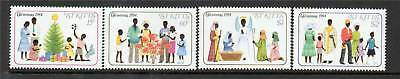 St Kitts 1984 Christmas SG 165/8 MNH