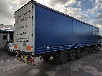 2006 Schmitz Cargobull Curtainside Trailer