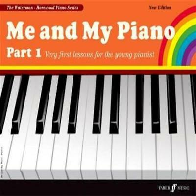 Me & My Piano, Part 1, Very First Lessons For The Young Pianist, 9780571532001