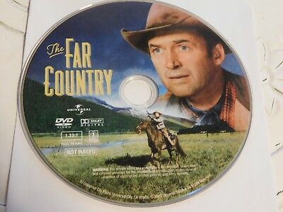 The Far Country (DVD, 2003)Disc Only 72-351