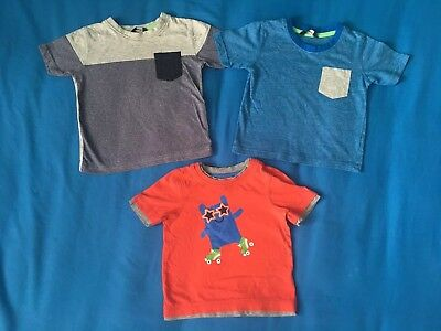 Baby Boy Short Sleeve T-Shirts Tops 9-12 months