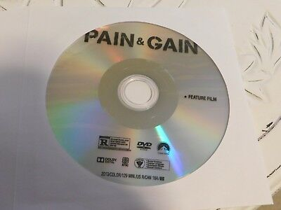 Pain  Gain (DVD, 2013)Disc Only 72-386