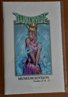 Darkchylde #1 MUSEUM EDITION Ltd 25 Jay Company WORLD EXCLUSIVE COVER