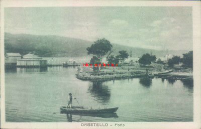 d20 - orbetello  - grosseto - porto