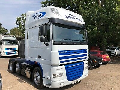 Daf Xf 105 510 Super Space 6X2