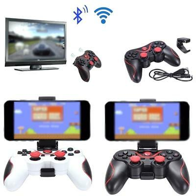 Wireless Bluetooth Gamepad Joystick Game Controller USB Cable For AndroidPhoneA